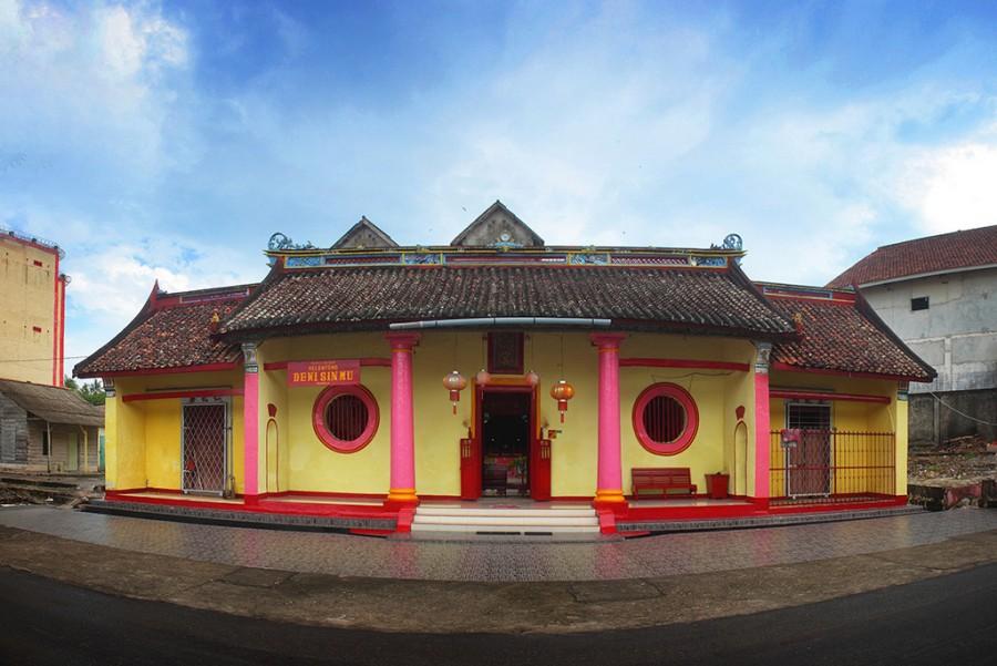 Klenteng Dewi Sin Mu | Kabupaten Bangka Selatan - Provinsi